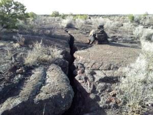 McCartys Crater