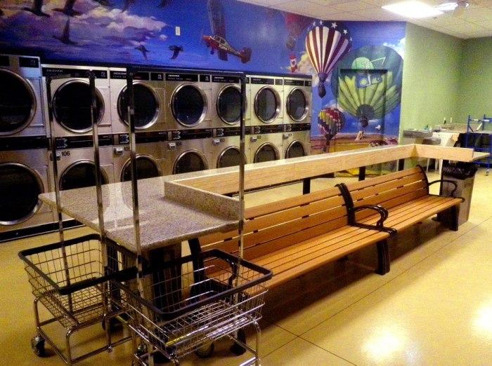8E Laundry