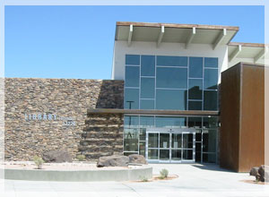 Foothills Library