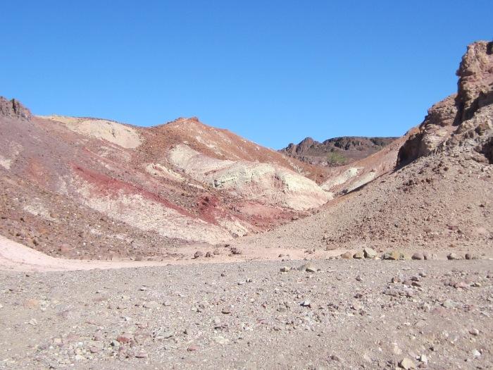 Multicolored Landscape