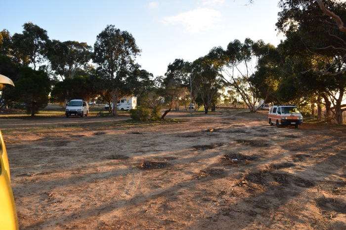 The Free Camping Site