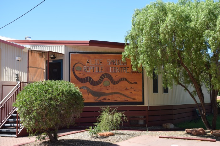 Alice Springs Reptile Center