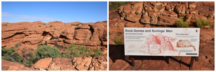 Rock Domes