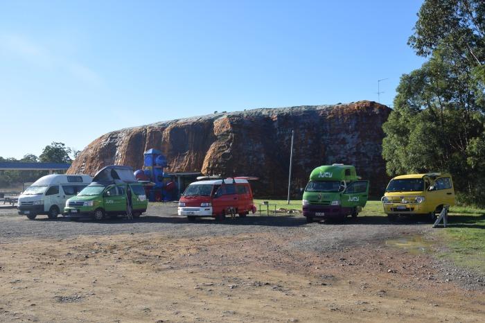 Vans At Rock Roadhouse